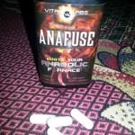 Anafuse bottle plus pills