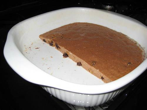 end product brownie recipe