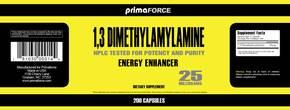 1, 3 dimethylamylamine