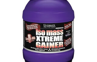 iso mass xtreme gainer