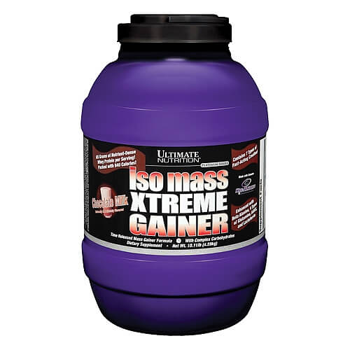Iso Mass Xtreme Gainer Review (Ultimate Nutrition)