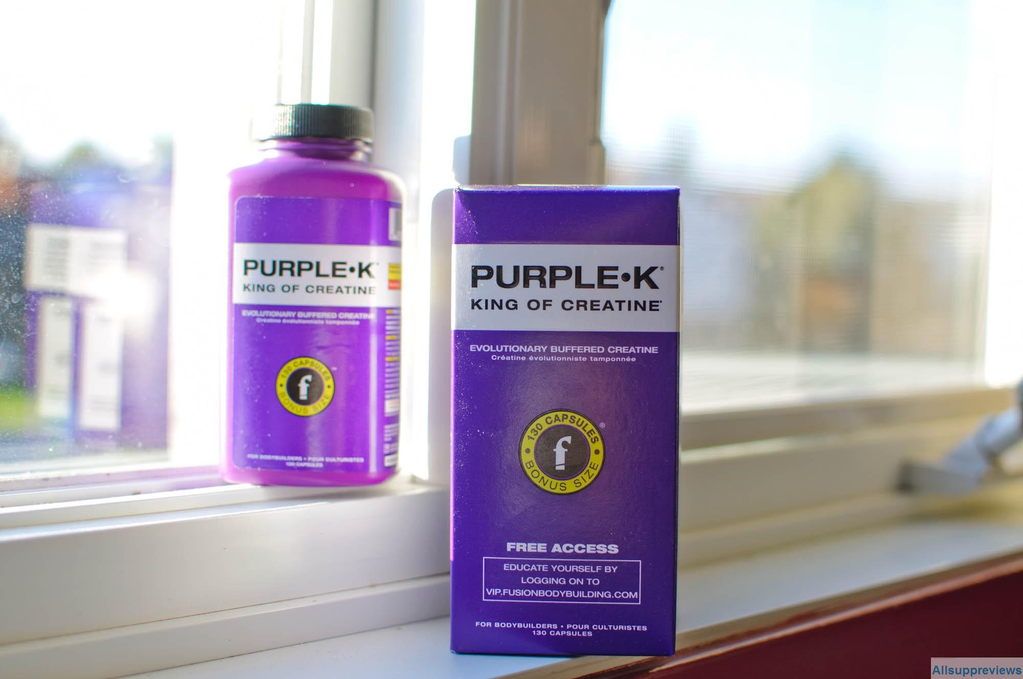 Purple K Reviews Fusion