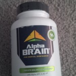 alpha brain bottle