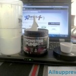 cytosport monster pump review