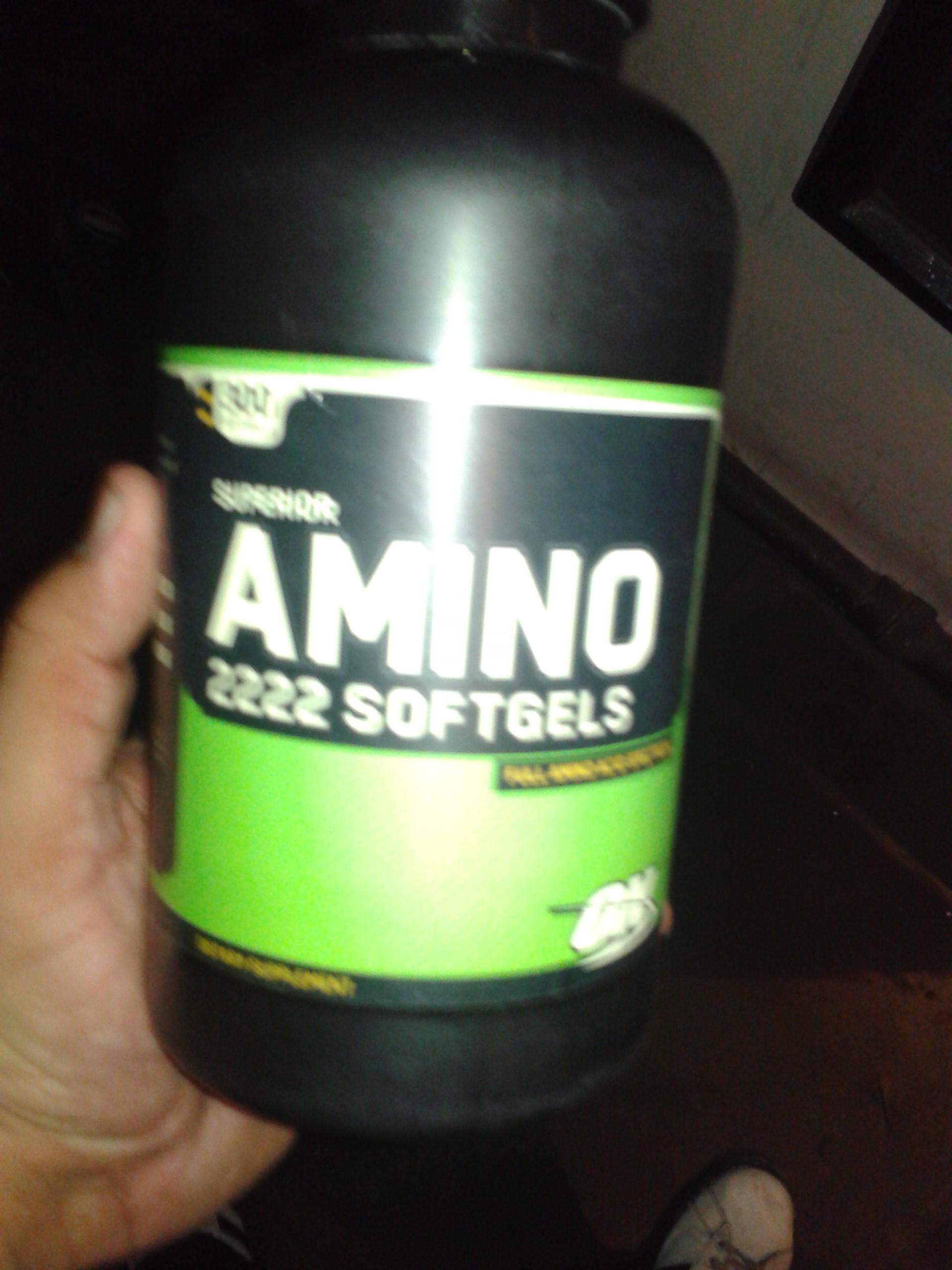 Superior Amino 2222 Review (Optimum Nutrition)