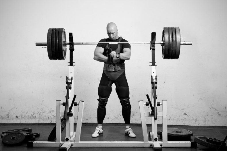 Smolov jr squat and bench program for Ct fletcher its still your set shirt