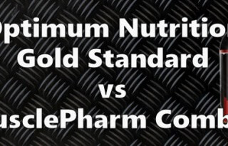 Pptimum Nutrition 100% Whey Gold Standard vs Muscle Pharm Combat